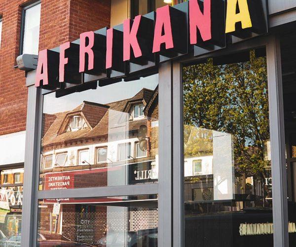 Afrikana Kitchen - Cardiff